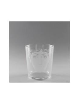 Bicchiere basso Fornasetti