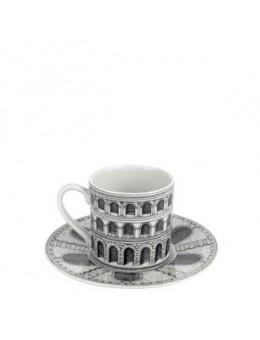 Tazza da caffè Fornasetti - Architettura
