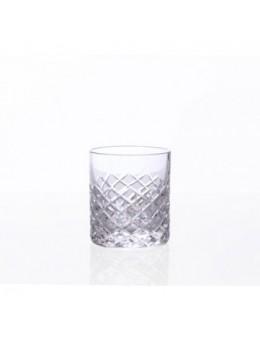 Set 6 bicchieri in cristallo Judeco