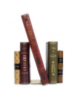 """Ferma Libri """"Libri""""Legno e..."""