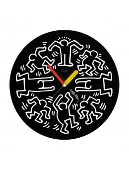 Orologio Keith  Haring nero...