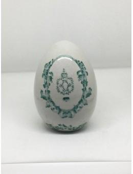 Uovo Porcellana Stemma...