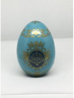 Uovo Porcellana Grande PARIS